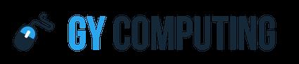 Computer Repairs Glasgow - GY Computing Logo