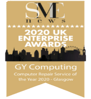 SME 2020 Enterprise Awards Computer Repair Service Glasgow (1)